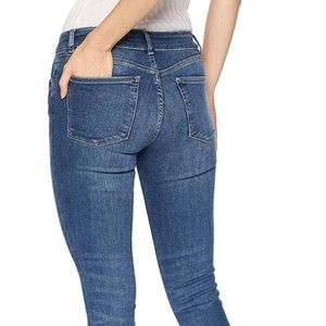 DL1961 Emma Low Rise Skinny in Reed